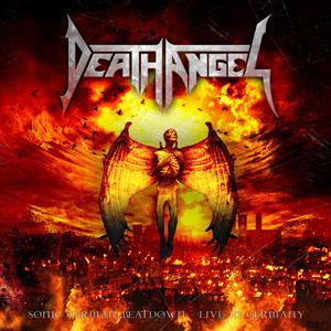 Death Angel Sonic German Beatdown Cd Hellbound Ca