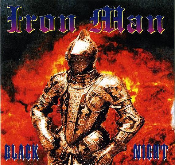 Iron Man Black Night Reissue Hellbound Ca