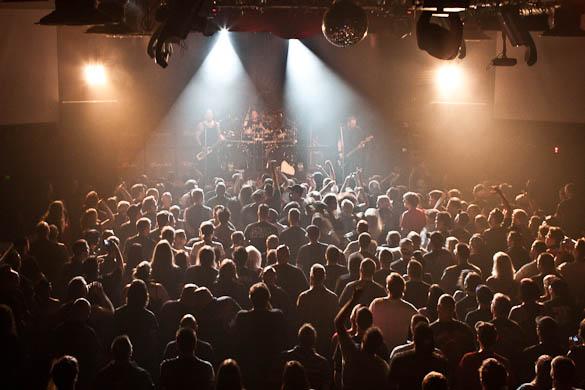 Volbeat The Sleeping Dommin The Mod Club Toronto On