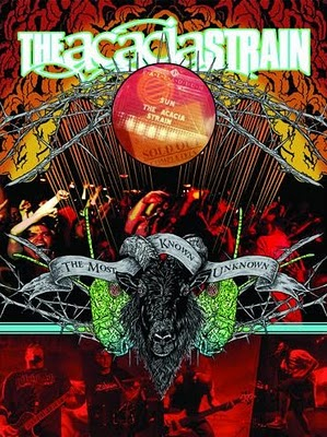 The Acacia Strain The Most Known Unknown Dvd Hellbound Ca