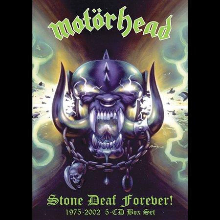 Mot 246 Rhead Stone Deaf Forever Hellbound Ca