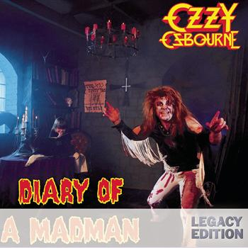 Ozzy Osbourne Diary Of A Madman Legacy Edition