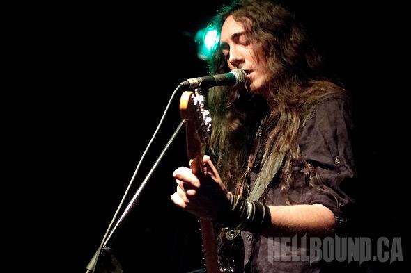 Alcest Deafhaven The Casbah Charlotte Nc March 25