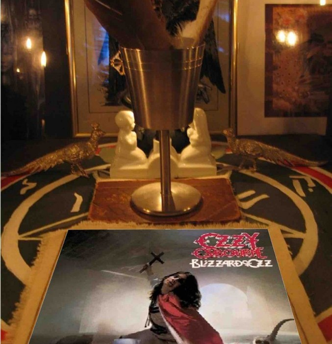 Ozzy Osbourne Blizzard Of Oz