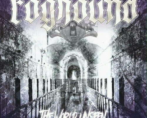 foghound - the world unseen album cover