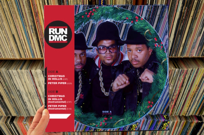 "Run-DMC – ""Christmas In Hollis"" (12\'\' Picture Disc Single ..."