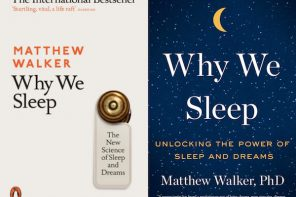 BOOK REVIEW: Why We Sleep