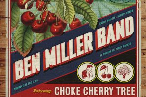 Ben Miller Band – Choke Cherry Tree LP