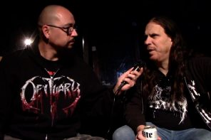 Interview: EXHUMED in Oakland CA, March 2018