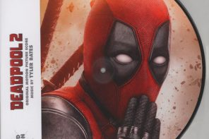 Tyler Bates – Deadpool 2 score (12″ picture disc)