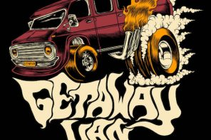 Getaway Van – self-titled